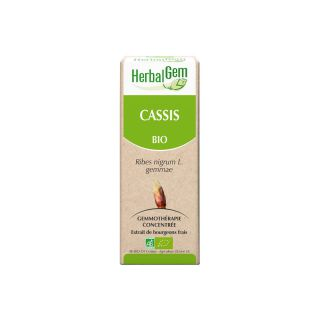HerbalGem Bio Cassis 30 ml
