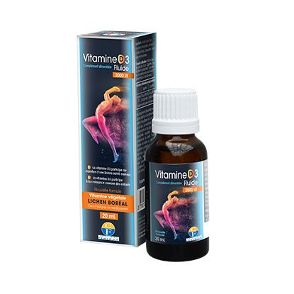 Fenioux Vitamine D3 Fluide - Flacon 20ml