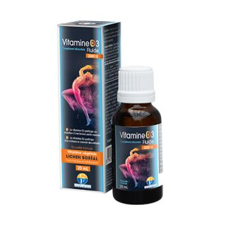 Fenioux Vitamine D3 Fluide - Flacon 20ml