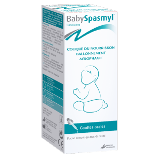 Mayoly Spindler BabySpasmyl gouttes - 30ml