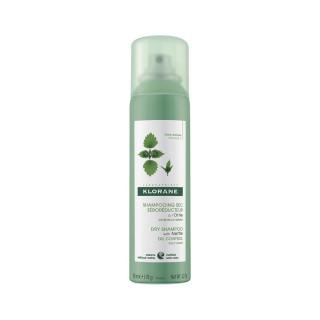Klorane Shampooing sec à l'ortie - 150ml