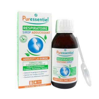 Puressentiel respiratoire sirop adoucissant 125 ml