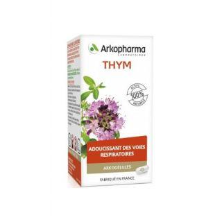 Arkogélules Thym 45 gélules