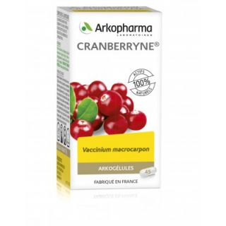 Arkogélules Cranberryne 45 caps