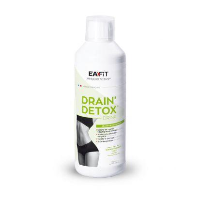 EAFIT Slimming Drainer Detox Peach 500ml