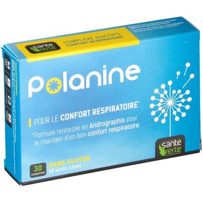 Polanine 30 Gélules Santé verte