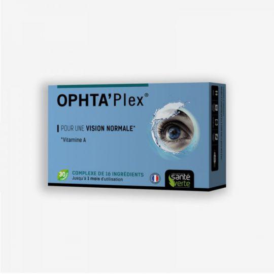 Ophta'Plex x30 tabs