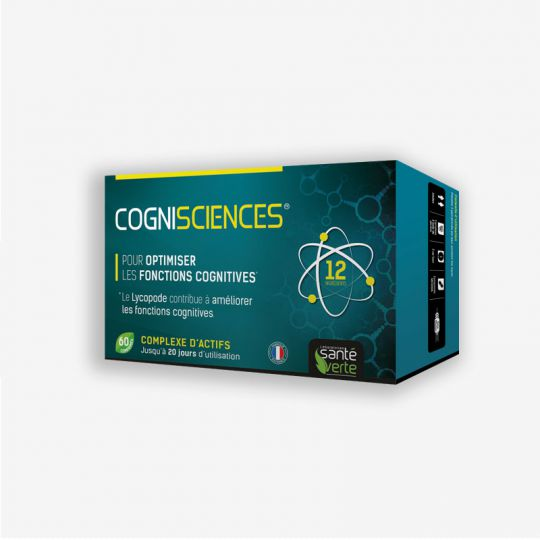 Cogni'Sciences - Santé verte 60 tabs