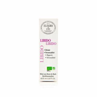 Elixirs & Co - Élixir composé libido - 20ml
