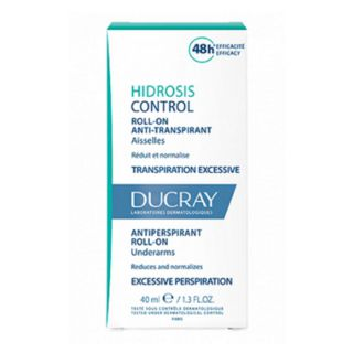 Ducray Hidrosis Control Roll-on anti-transpirant aisselles - 40ml