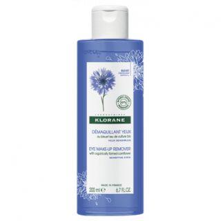 Klorane Lotion florale démaquillante au bleuet apaisant - 200ml