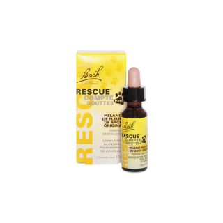Bach Rescue Remedy Pets Compte-gouttes 10 ml