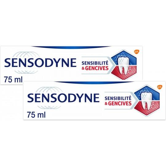Sensodyne Toothpaste Pro Sensibility Treatement package