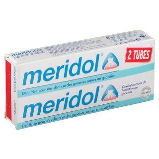 Meridol dentifrice Duo 75ml