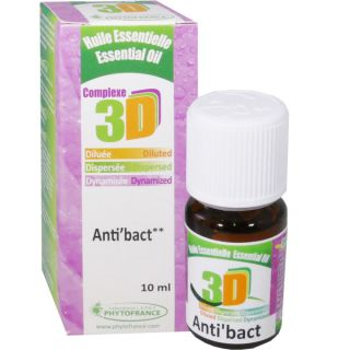 Phytofrance Essential oil 3D Anti Bact 10ml