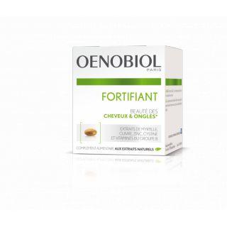 Oenobiol Sublimateur beauté cheveux et ongles - Lot de 3 x 60 comprimés