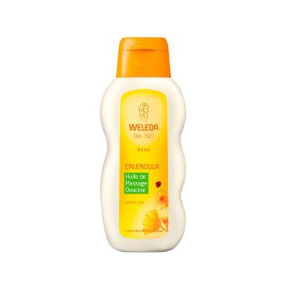 Massage oil for softness Weleda 200ml