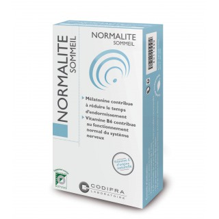 Codifra Normalite sommeil - 30 capsules