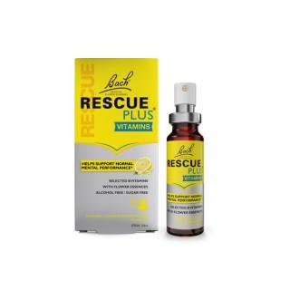 Fleurs de Bach Rescue Plus vitamines spray - 20ml