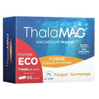 Thalamag Forme physique et mentale - 60 gélules
