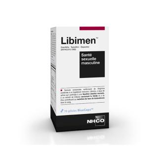 NHCO Libimen santé sexuelle masculine - 70 gélules