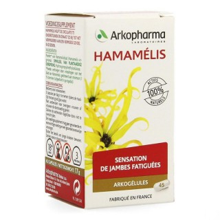 Arkogélules hamamélis - 45 gélules