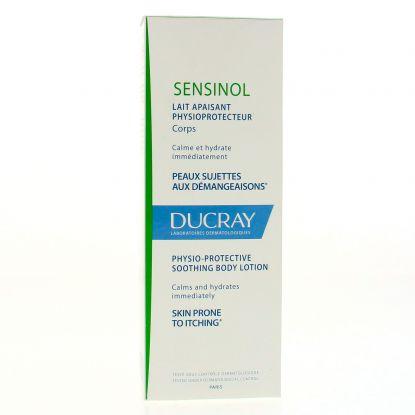 Ducray sensinol lait apaisant corps 200ml