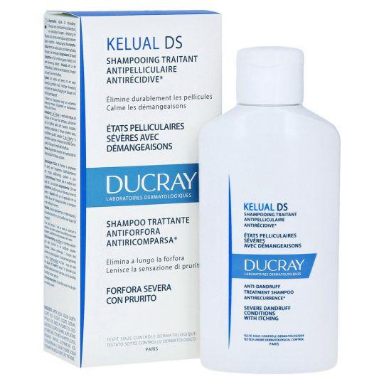 DUCRAY Kelual DS antidandruff Shampoo 100ml