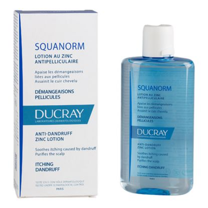 DUCRAY Squanorm zinc lotion 200ml