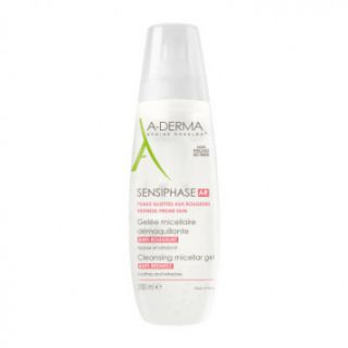 ADERMA Sensiphase AR gelee misellaire 200ml