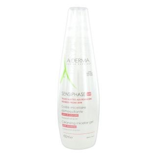 ADERMA SENSIPHASE AR GELEE MICELLAIRE ANTI-ROUGEURS 400 ML