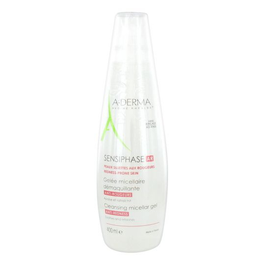 ADERMA Sensiphase AR Gelée micellaire 400ml