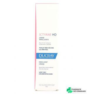 Ducray ictyane HD crème emolliente 50ml