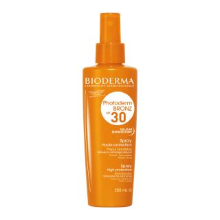 Bioderma spray solaire photoderm bronz 30 spf 200 ml