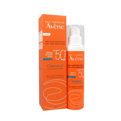 Avène Cleanance solaire SPF 50+ - 50 ml