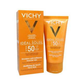 Vichy Ideal soleil SPF 50 dry emulsion 50ml