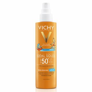 Vichy Capital Soleil Spray douceur enfants SPF50+ - 200 ml