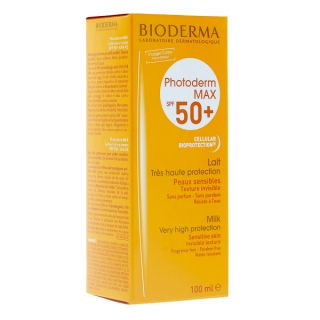 Bioderma Photoderm Max lait SPF 50+ 100ml