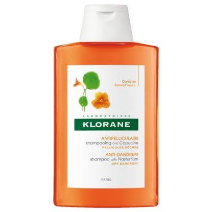Klorane Nasturtium Shampoo (capucine) 200ml