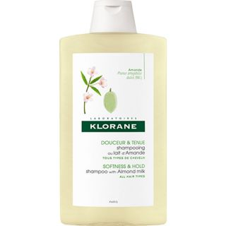 Klorane Volumizing Shampoo with Almond Milk 400ml