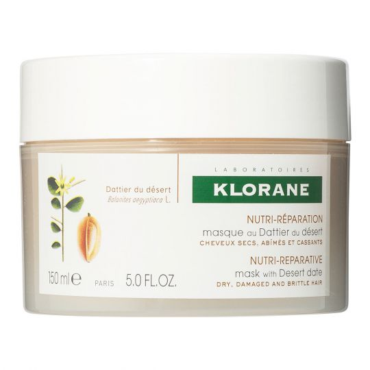 Klorane Masque Dattier Pot 125ml