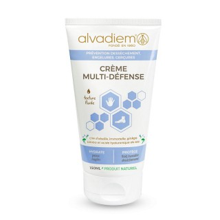 Alvadiem Crème multi-défense mains et pieds - 150ml