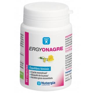 Nutergia Ergyonagre - 60 capsules