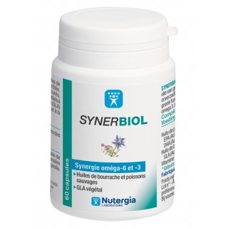 Nutergia Synerbiol - 60 capsules