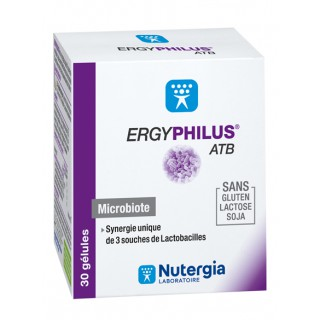 Nutergia Ergyphilus ATB - 30 gélules