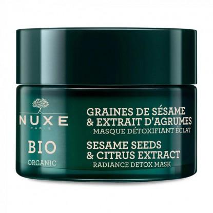 Nuxe Bio Masque détoxifiant éclat - 50ml