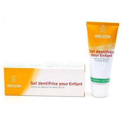 Weleda gel dentifrice enfant 50 ml