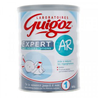 Guigoz expert AR 800G