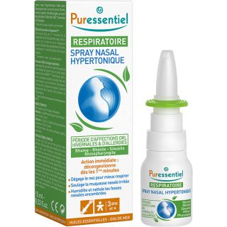 Puressentiel spray nasal 19 huiles 15ml