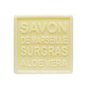 MKL Savon de Marseille surgras Aloe vera - 100g